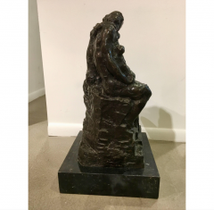 rik wouters Rik Wouters Sculpture bronze circa 1910 - 812450