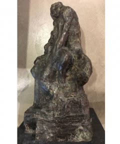 rik wouters Rik Wouters Sculpture bronze circa 1910 - 812451