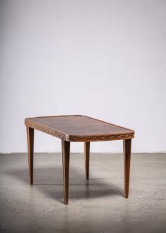 tor Wolfenstein Tor Wolfenstein wooden coffee or side table - 1935915