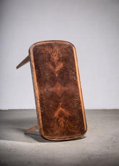 tor Wolfenstein Tor Wolfenstein wooden coffee or side table - 1935916