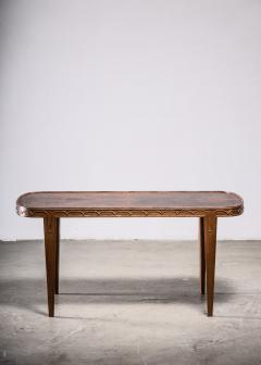 tor Wolfenstein Tor Wolfenstein wooden coffee or side table - 1935917