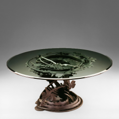 Albert Paley Dragons Back Table 1998 - 10077