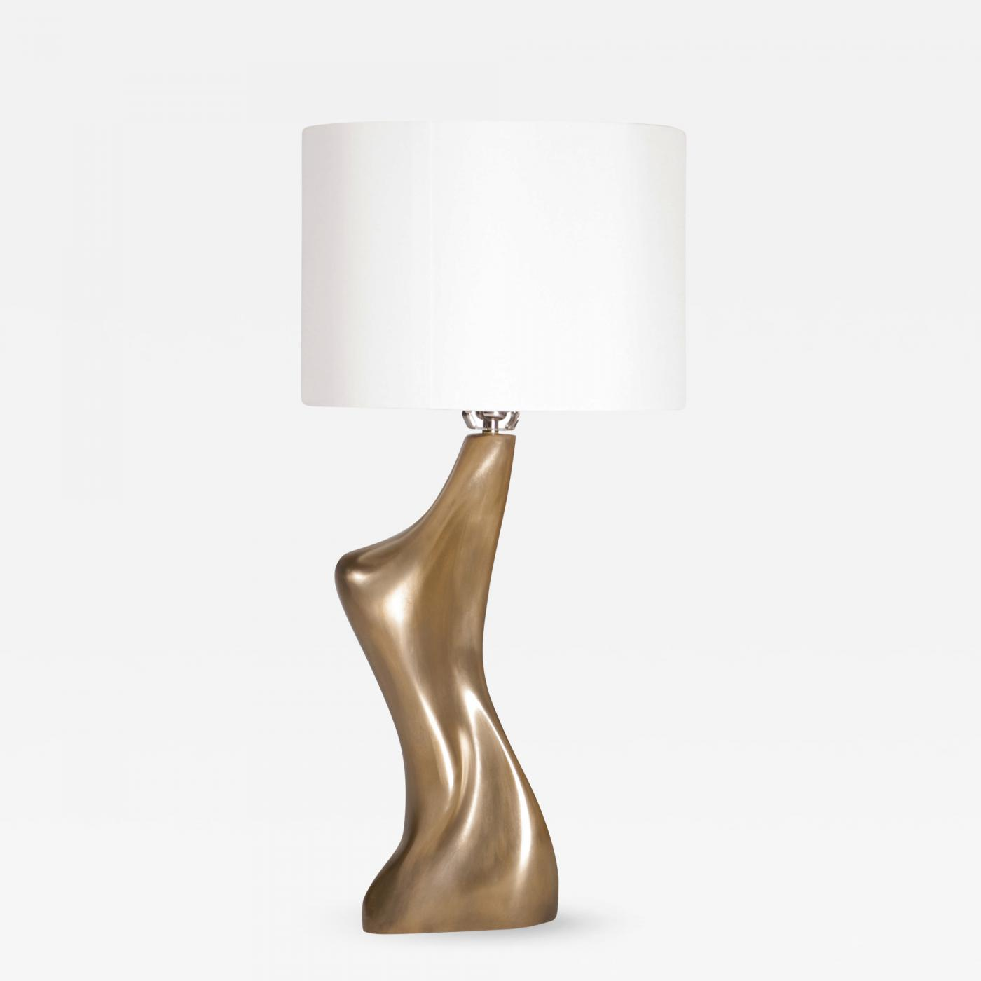 Amorph Helen Table Lamp Gold Finish