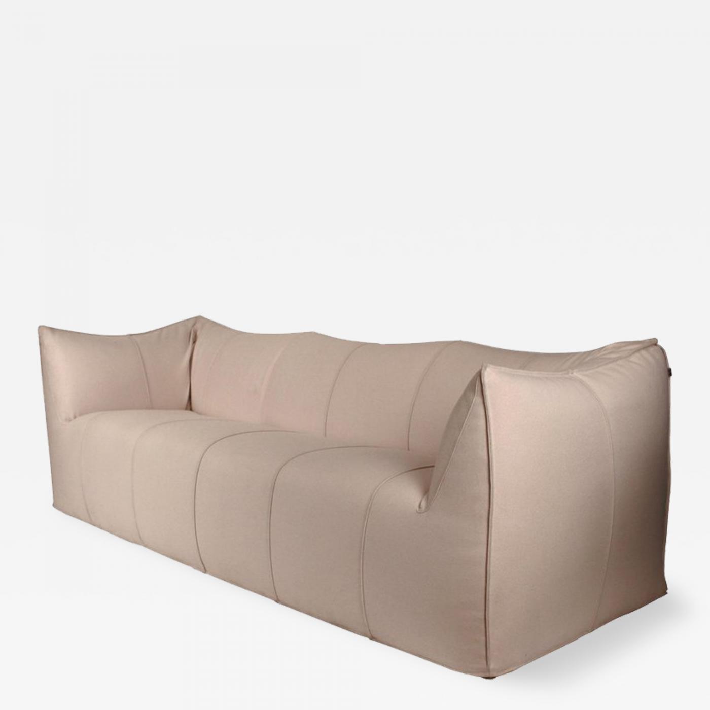 B B Italia Mario Bellini Le Bambole Sofa Ottoman For B B Italia In