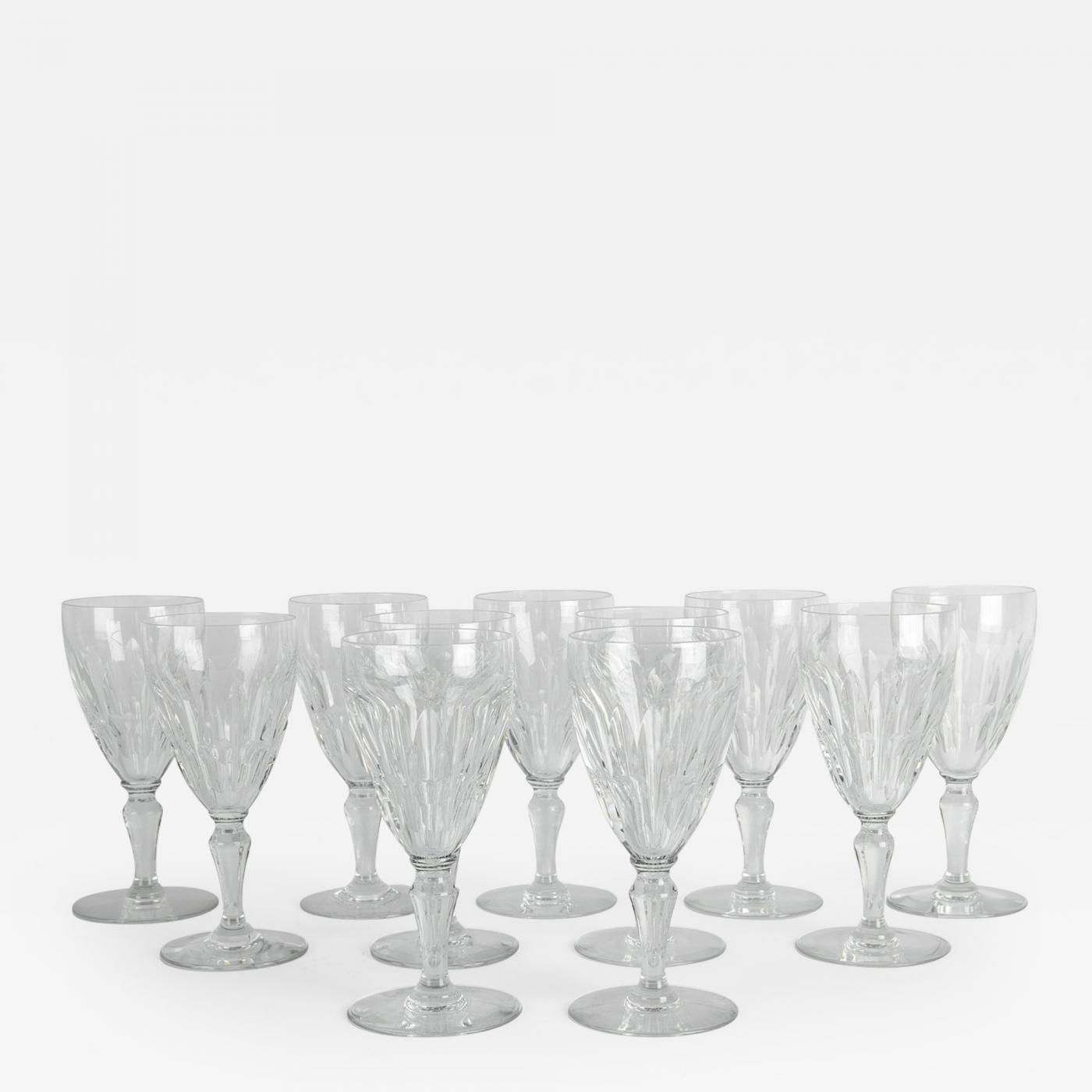 Baccarat Mid 20th Century Baccarat Crystal Glassware Set  sc 1 st  Incollect & Baccarat - Mid-20th Century Baccarat Crystal Glassware Set