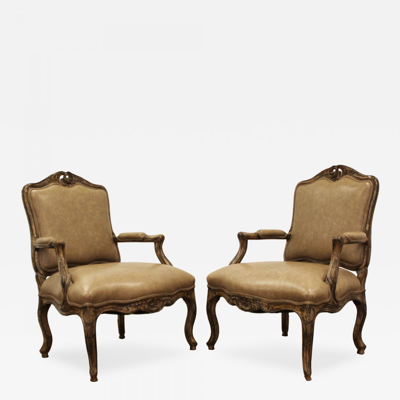 Baker Furniture Co Mid Century Modern Pair of Baker Interior