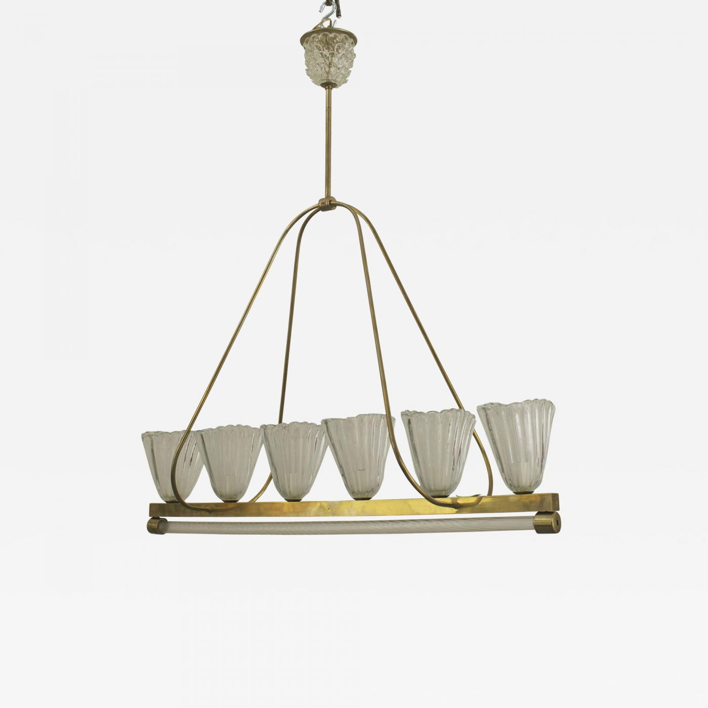 Barovier toso italian 1940s chandelier listings furniture lighting chandeliers and pendants aloadofball Image collections