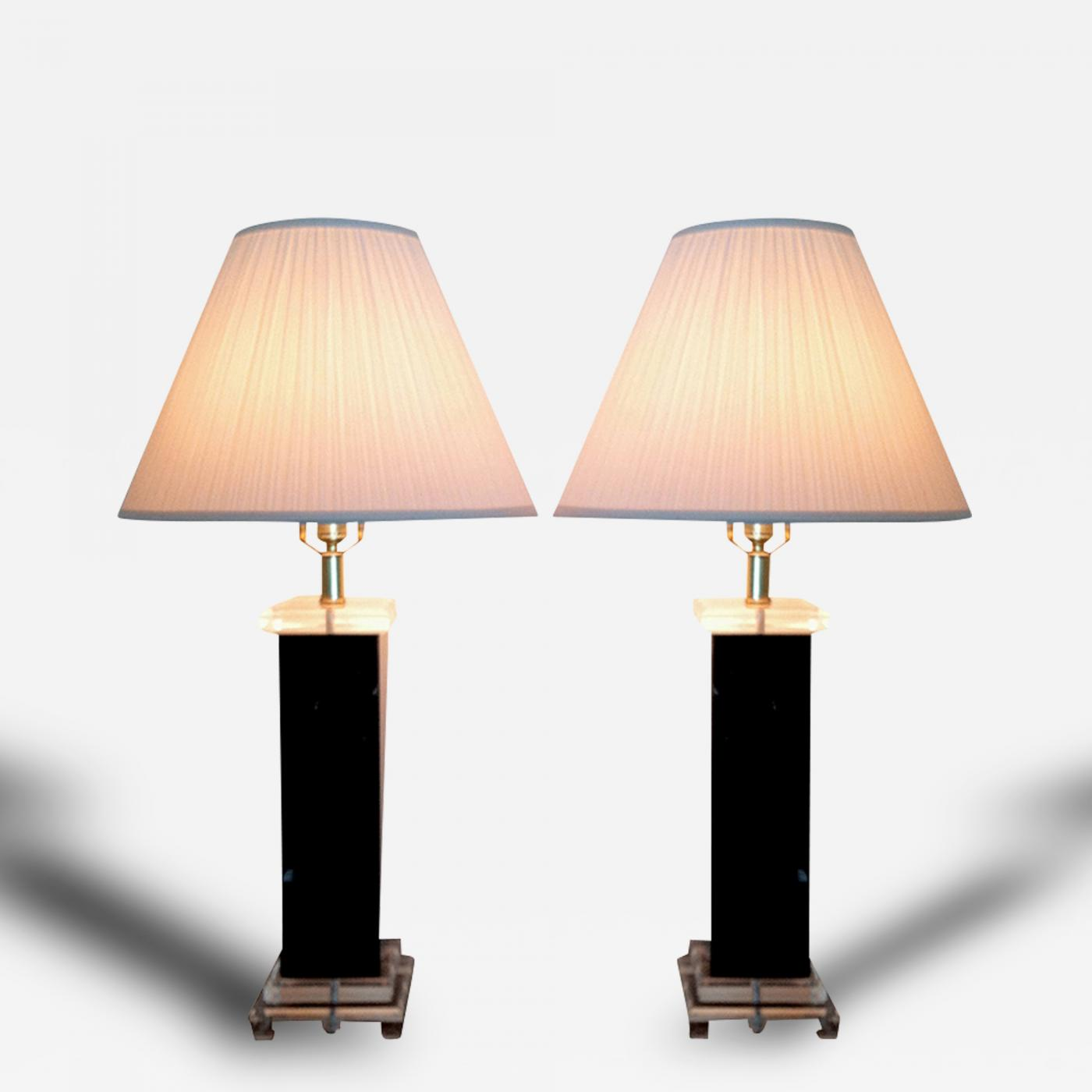 Exceptionnel Listings / Furniture / Lighting / Table Lamps