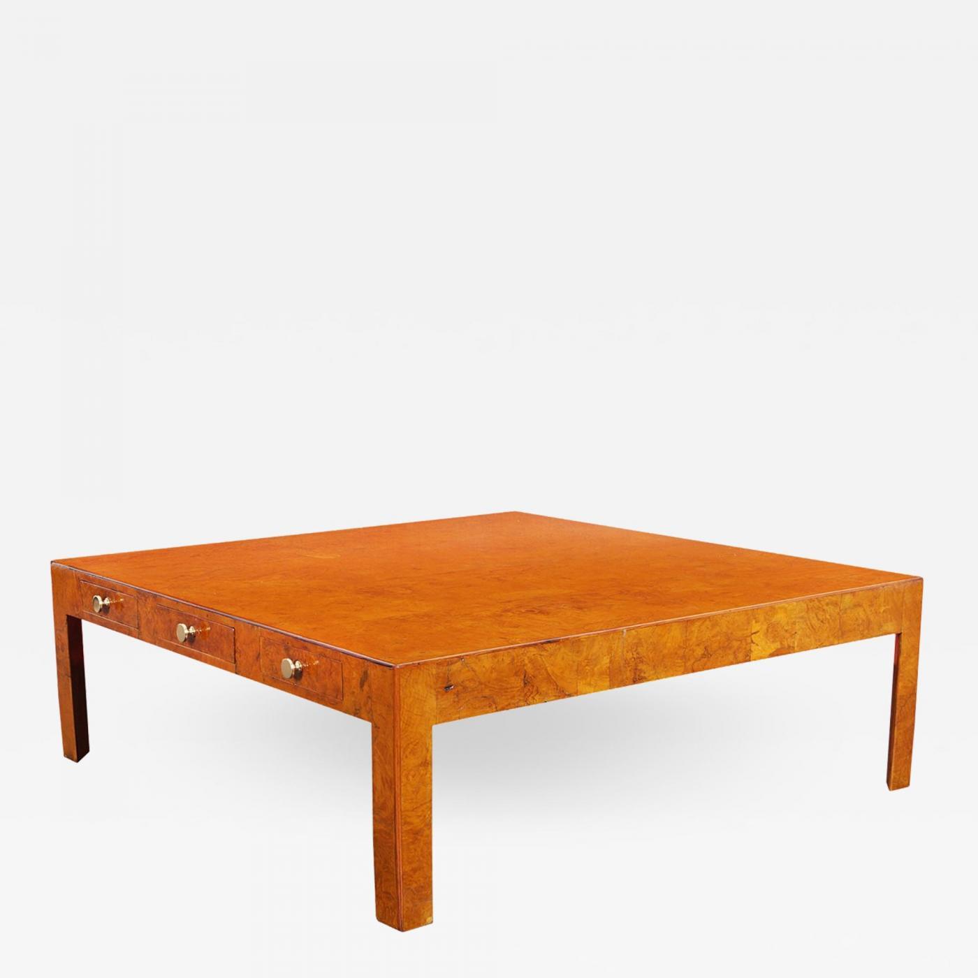 italian wood furniture. Listings / Furniture Tables Coffee · Cannell Chaffin Vintage Italian Burl Wood