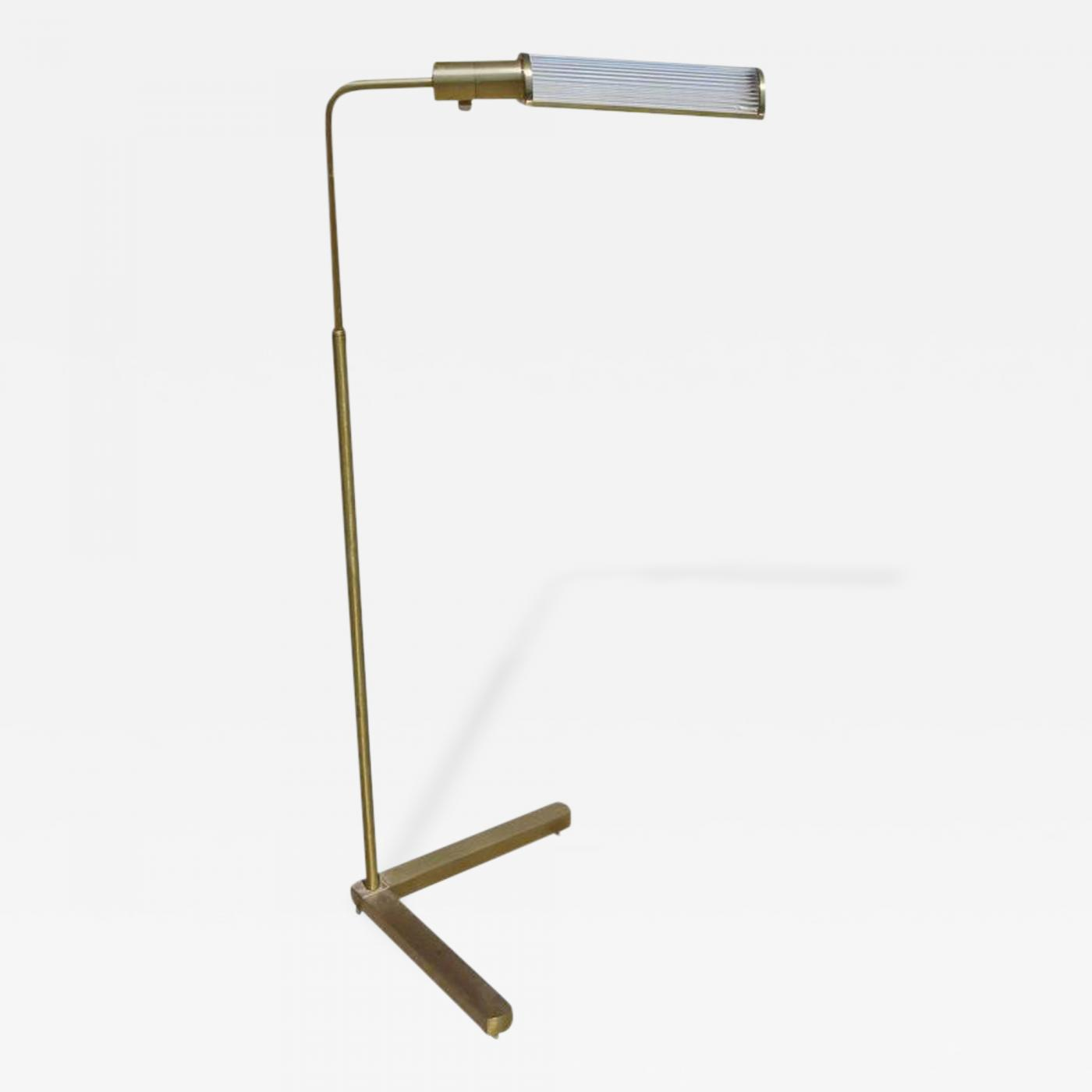 Casella lighting brass pharmacy floor lamp with glass rod shade by listings furniture lighting floor lamps casella lighting brass pharmacy aloadofball Gallery