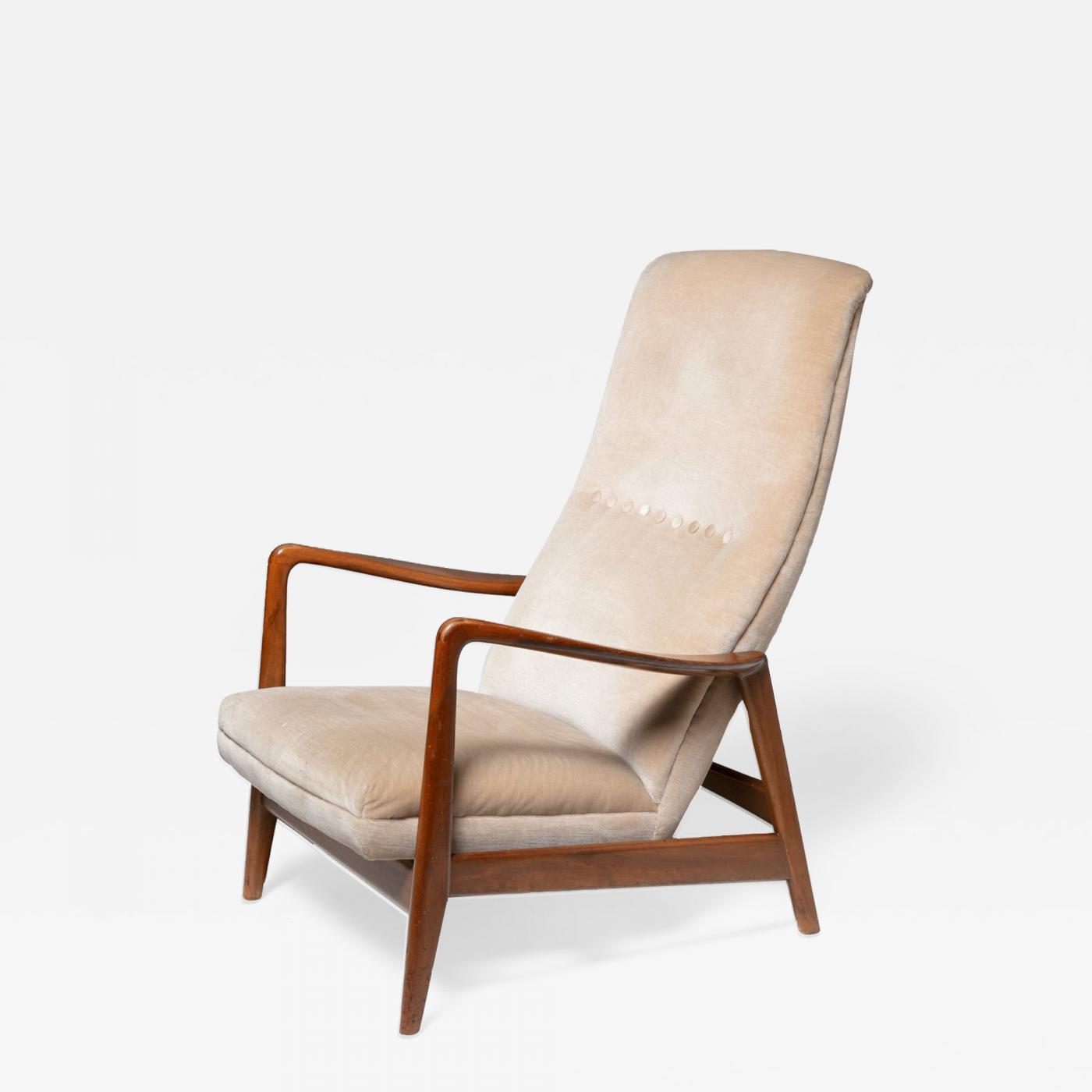 Lounge Chair By Arnestad Bruk For Cassina