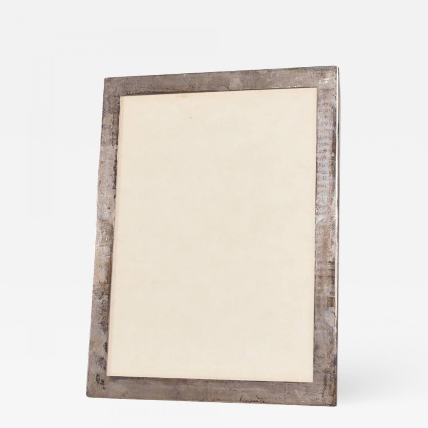 Mid Century Modern Graff Washbourne Dunn Sterling Picture Frame