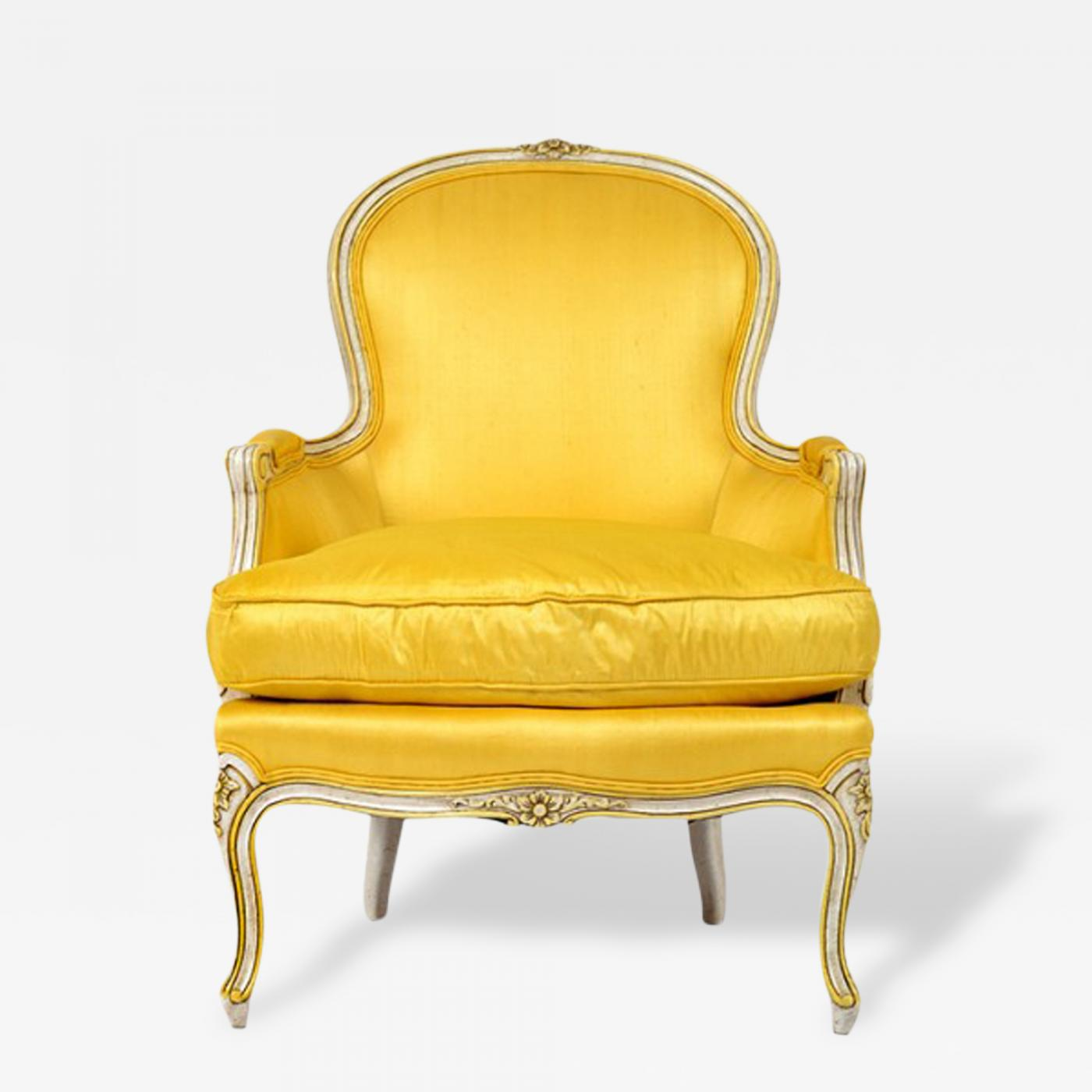 Henredon 1950 39 s henredon bergere chair louis xv style for 1950s chair styles