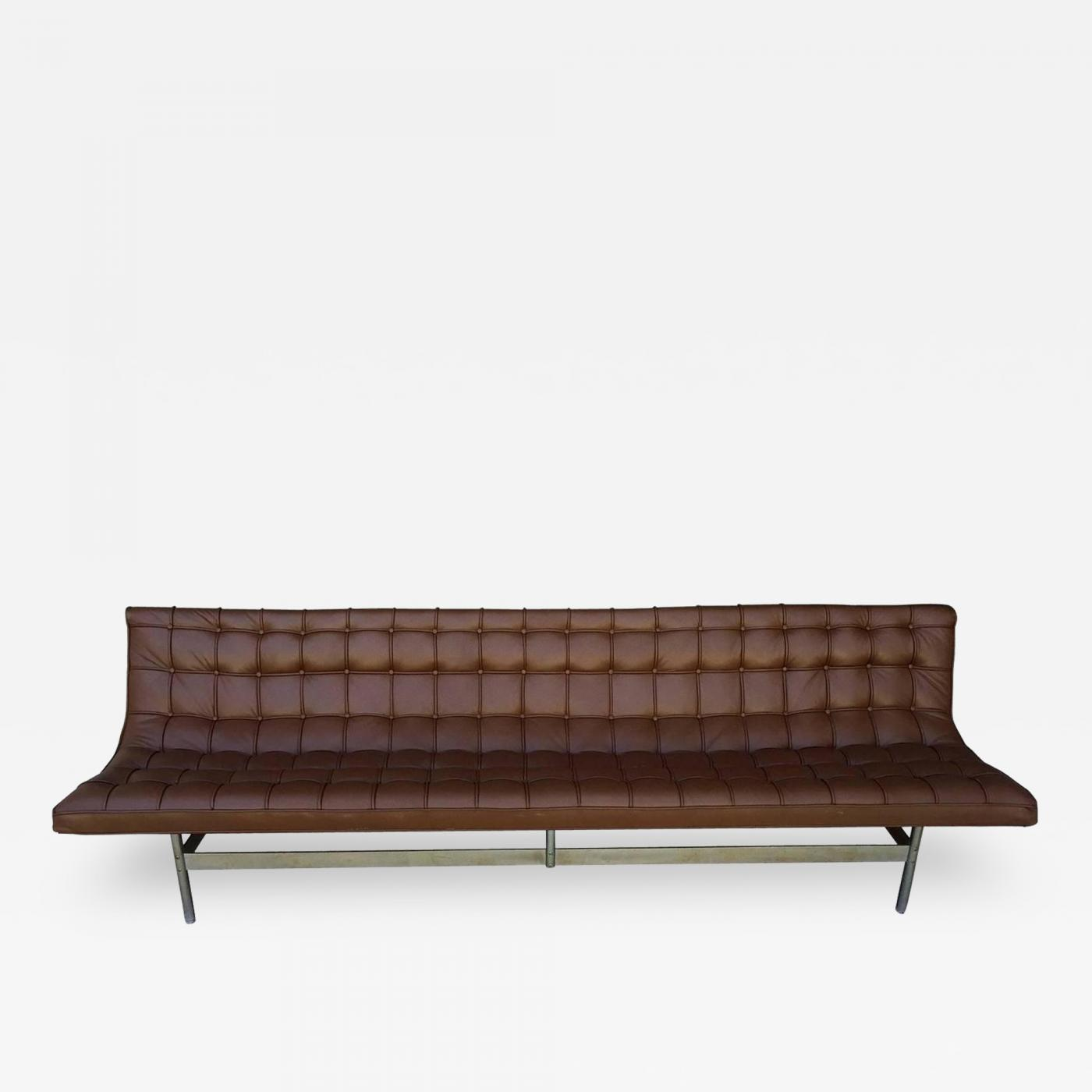 Marvelous Katavolos Littel Kelly New York Sofa By Katavalos Littell And Kelly For Laverne International Home Interior And Landscaping Eliaenasavecom