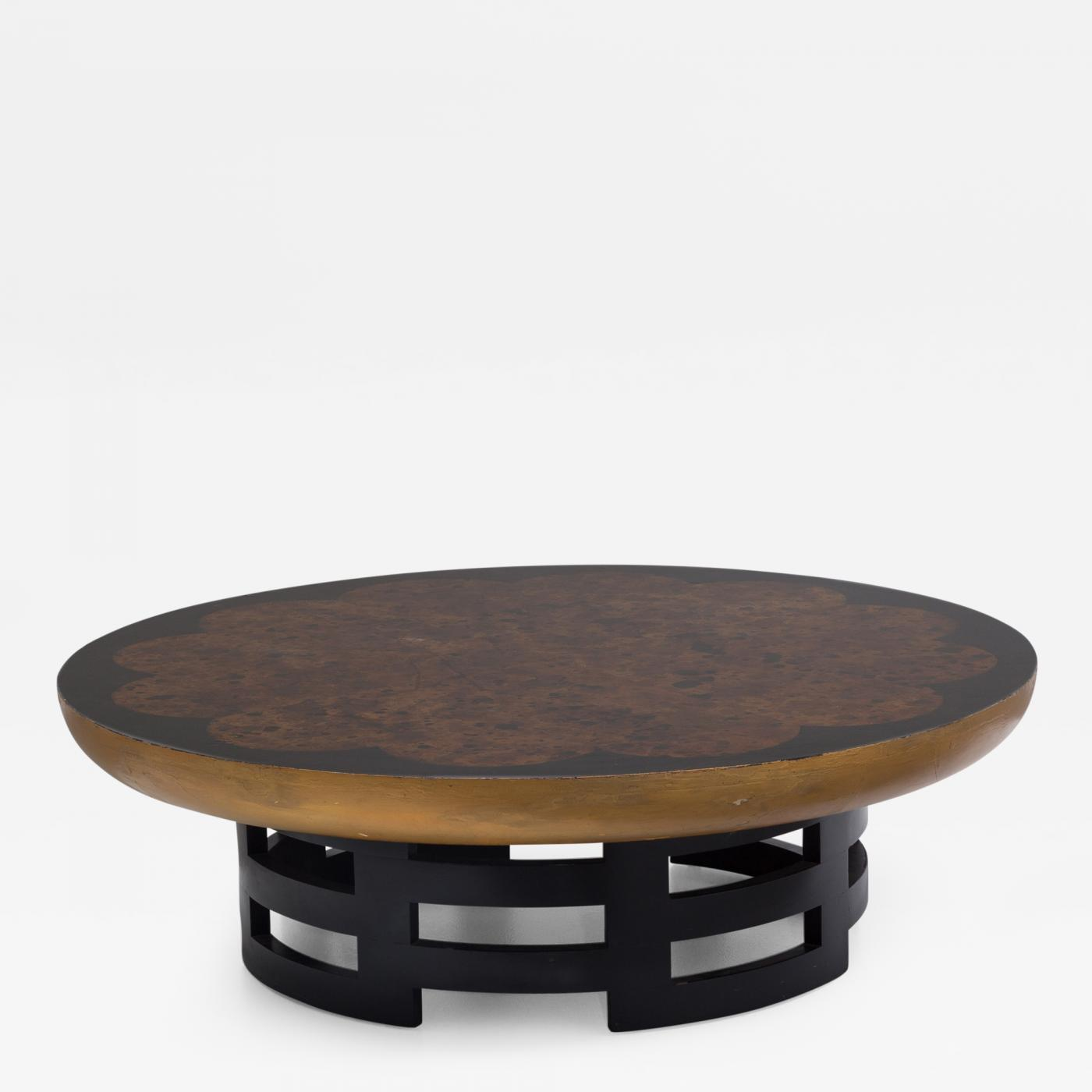 Kittinger Furniture Co A Kittinger Asian Modern Coffee Table