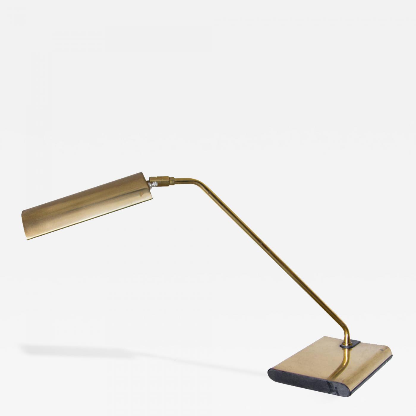 Koch Amp Lowy Koch Lowy Brass Desk Lamp