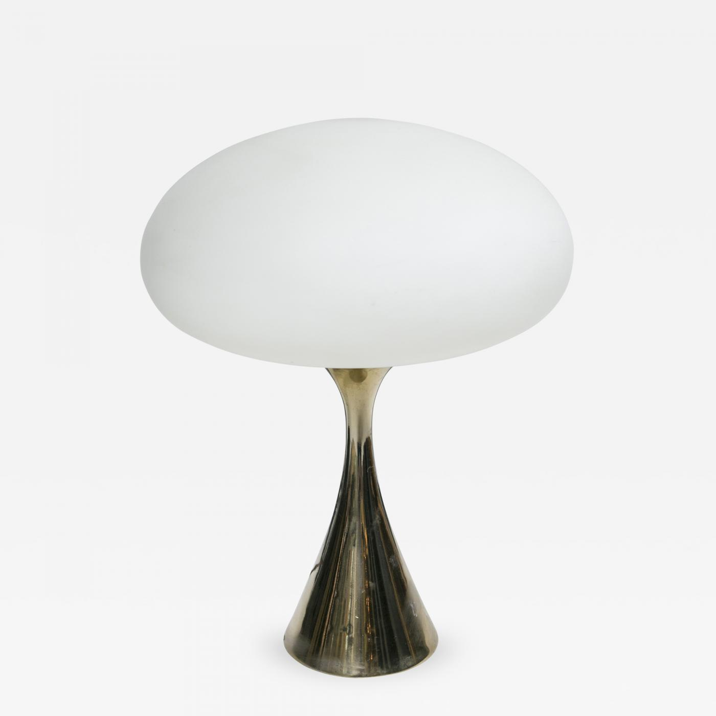 Laurel Lamp Company Bill Curry For Laurel Brass Mushroom