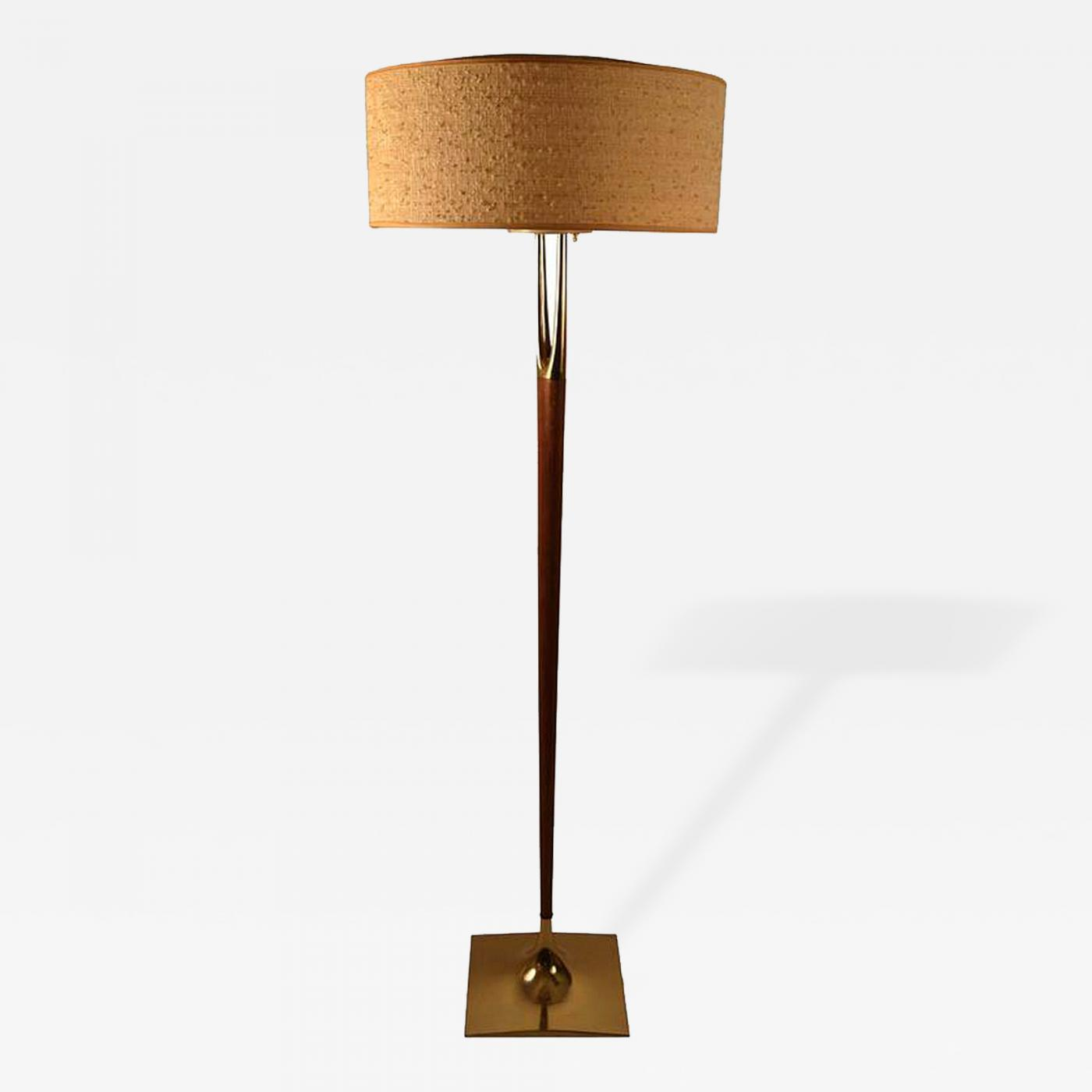 Laurel lamp company gerald thurston wishbone floor lamp for Lights company
