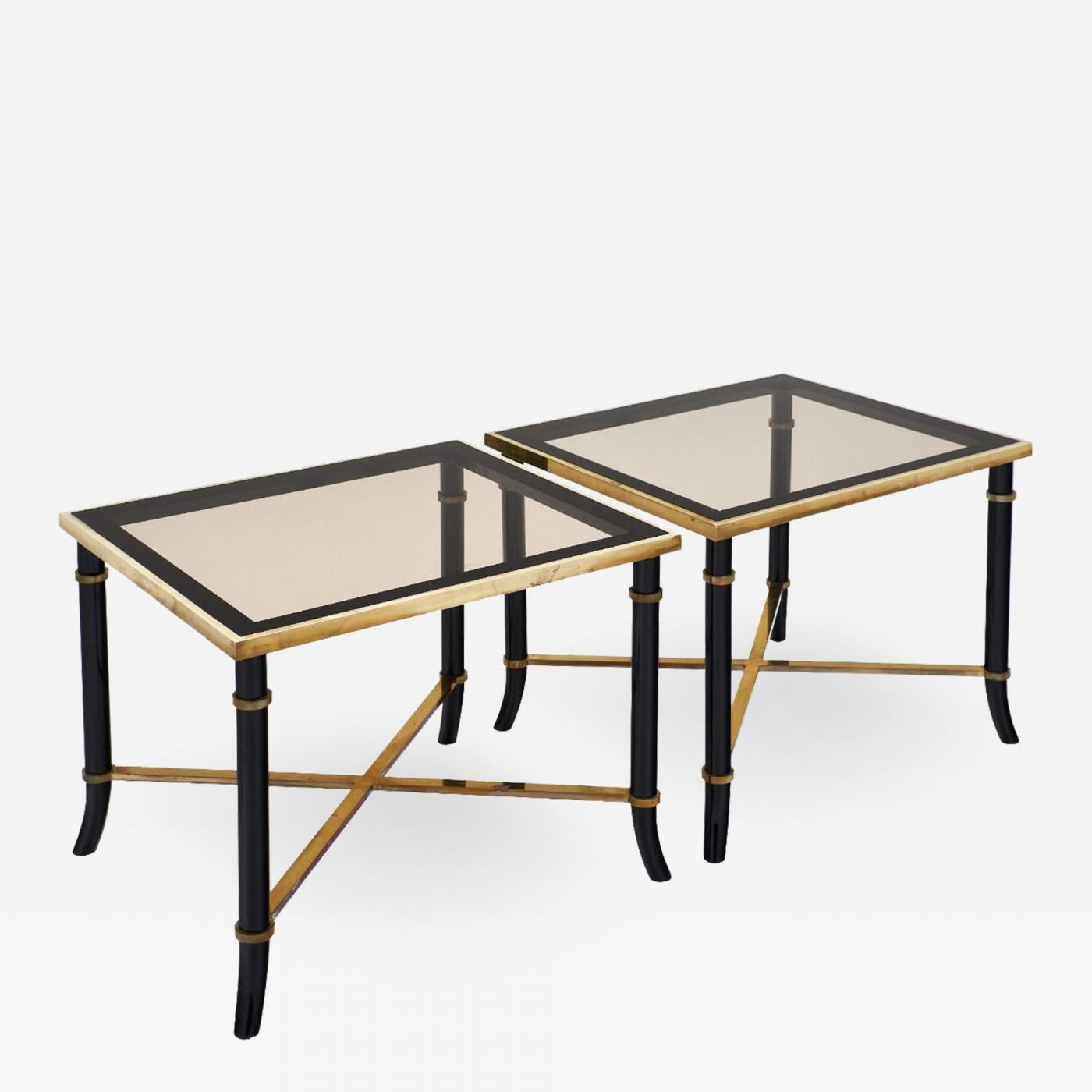 Maison Bagues Maison Bagues Art Deco Side Tables