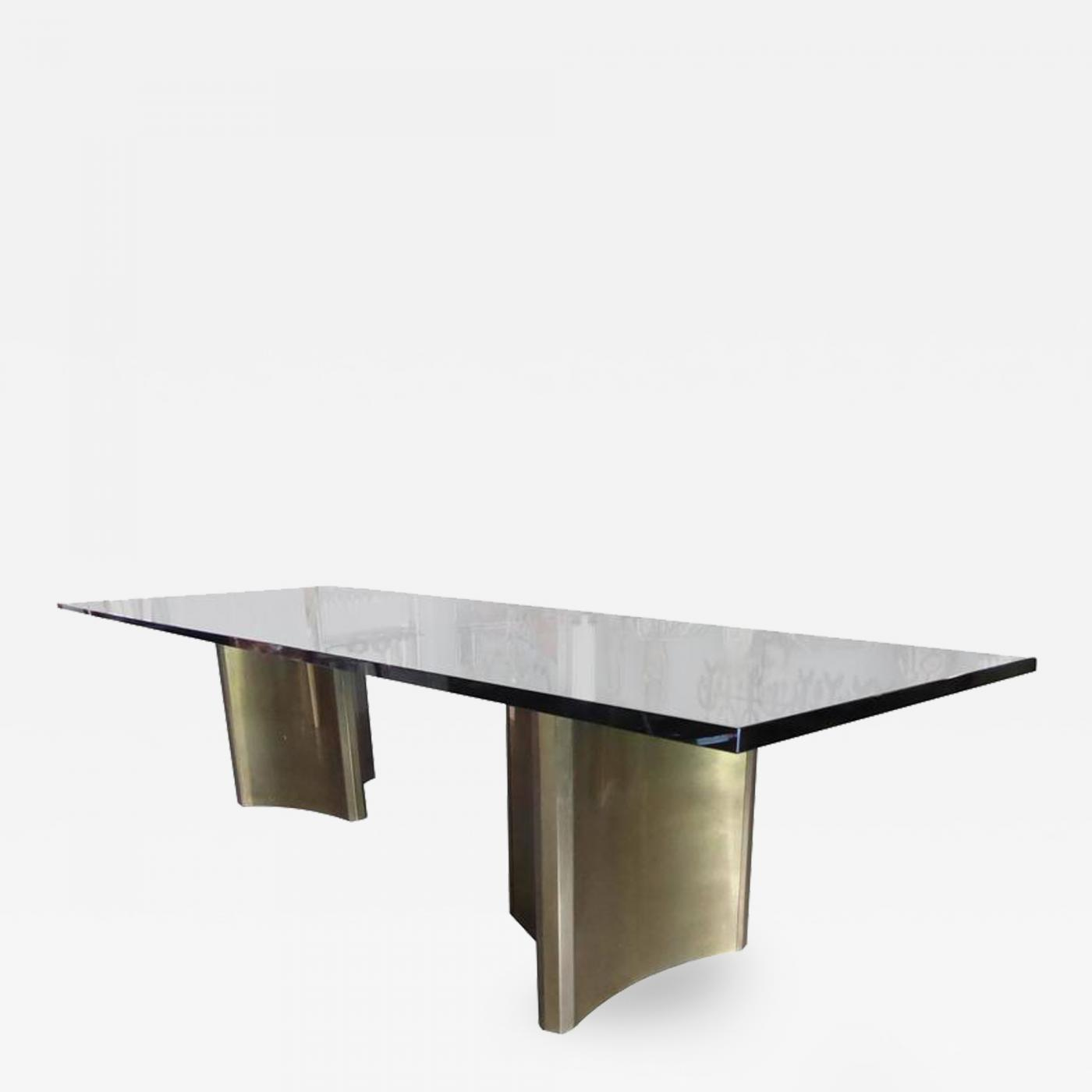 Mastercraft brass dining table - Listings Furniture Tables Dining Tables