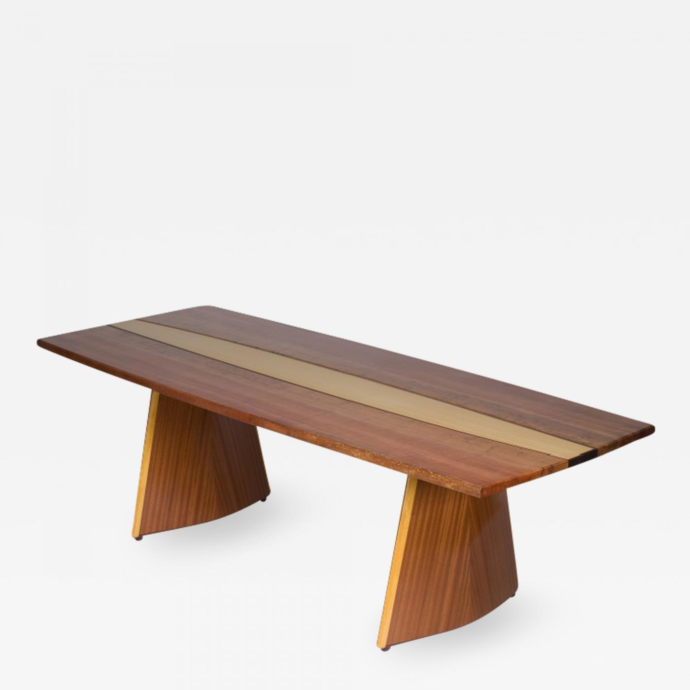 Michael Gloor Design Arc Dining Table
