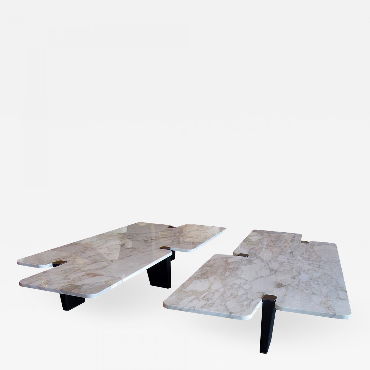 Minotti Italian Modern Coffee Tables