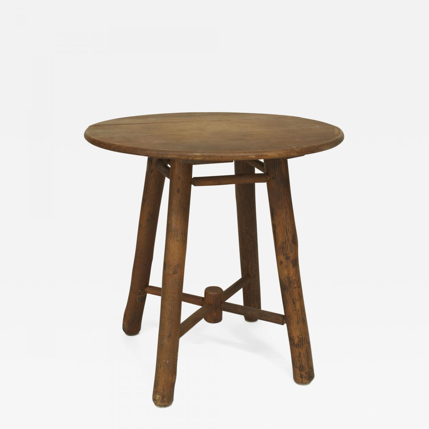 Listings / Furniture / Tables / Side Tables · Old Hickory Furniture Co  American Rustic ...
