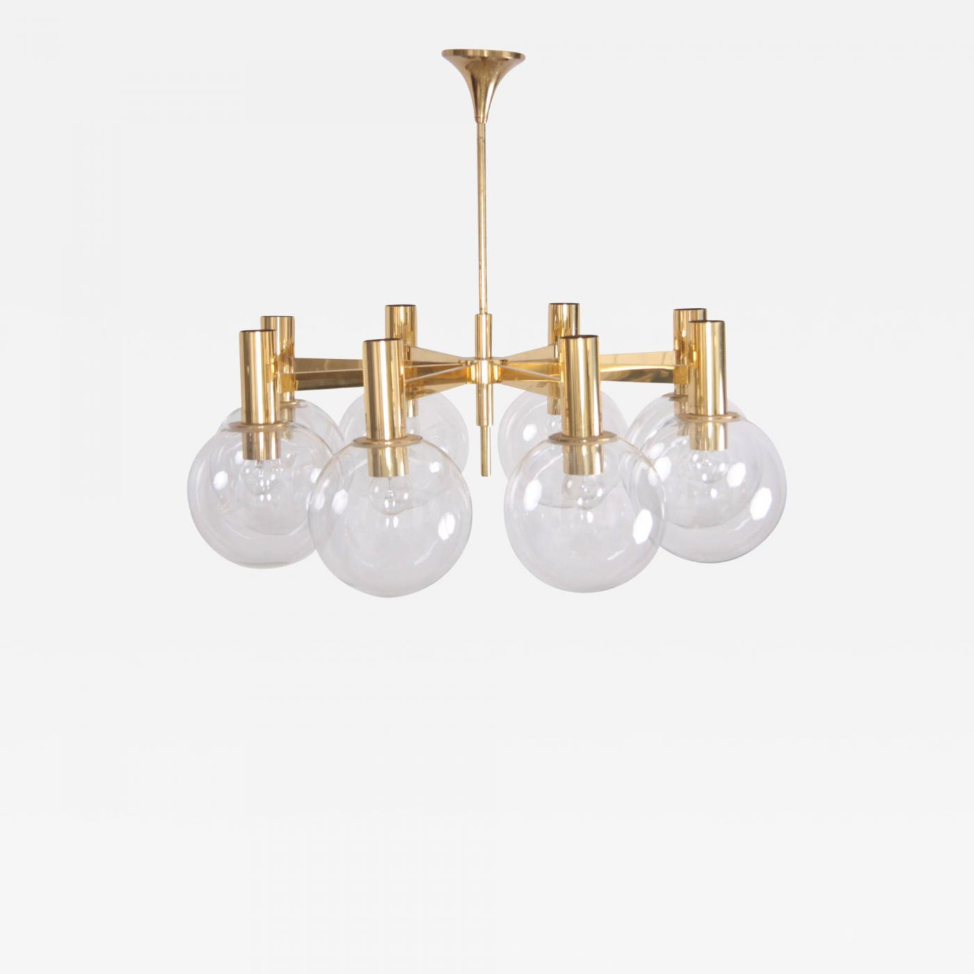 Listings Furniture Lighting Chandeliers And Pendants Ott International Extra Large Brass