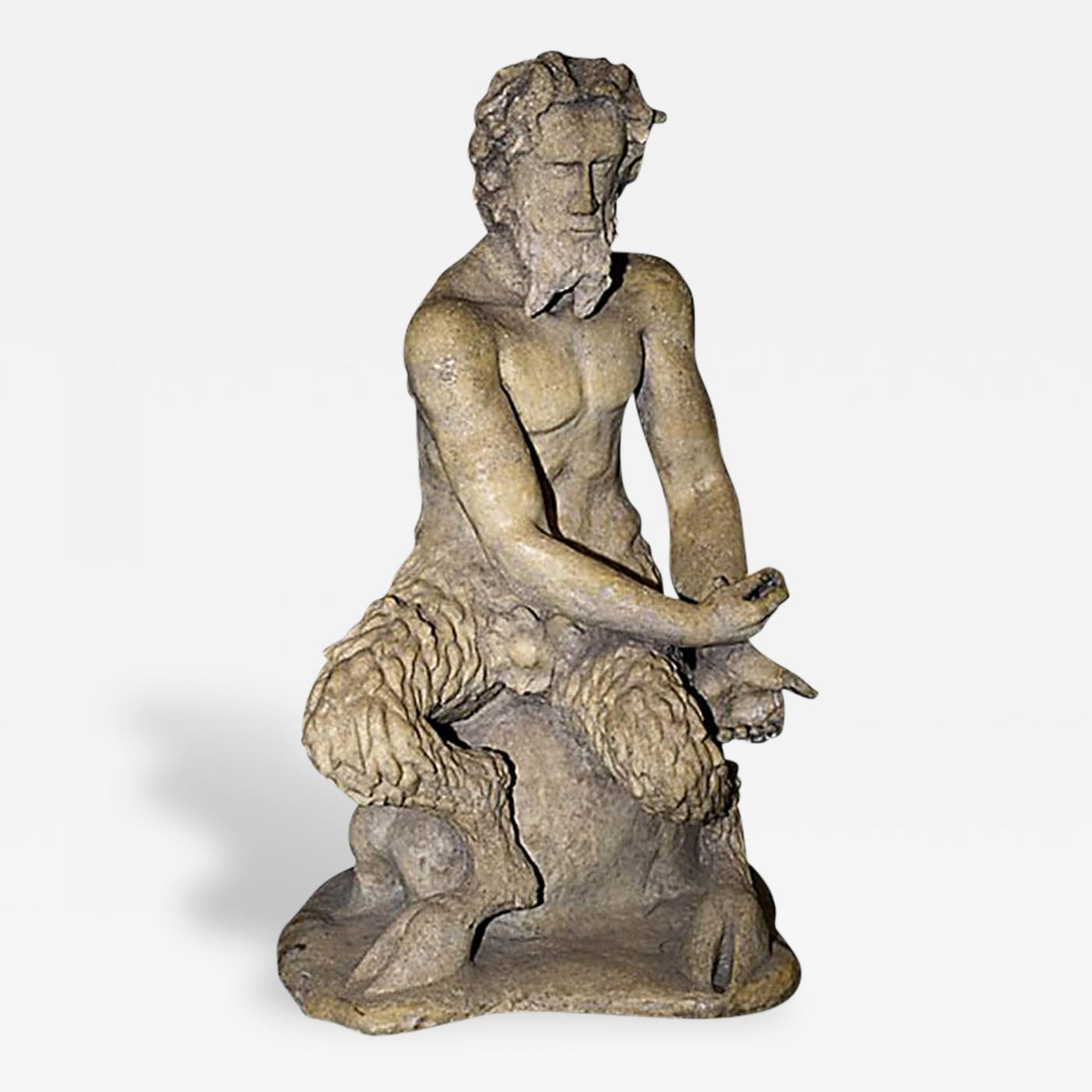 Listings / Decorative Arts / Garden U0026 Architectural / Statues