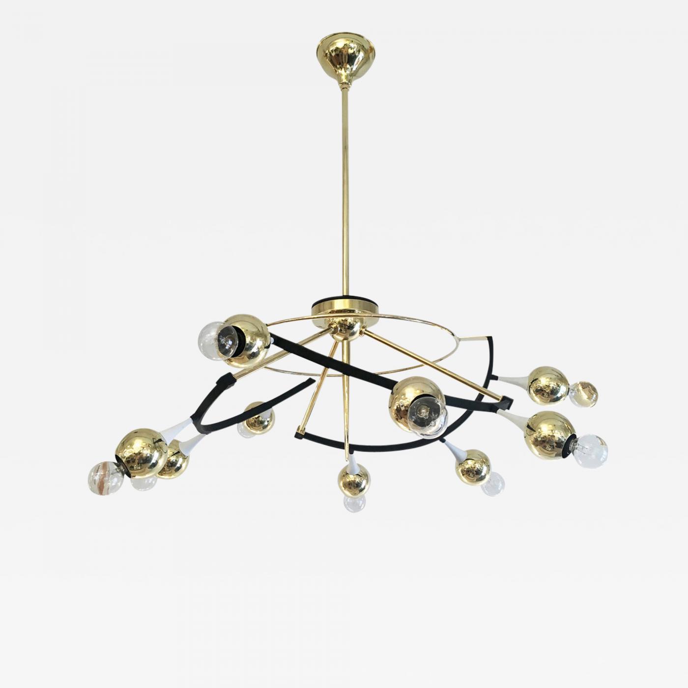 Stilnovo orbital stilnovo chandelier italy 1960s listings furniture lighting chandeliers and pendants aloadofball Gallery