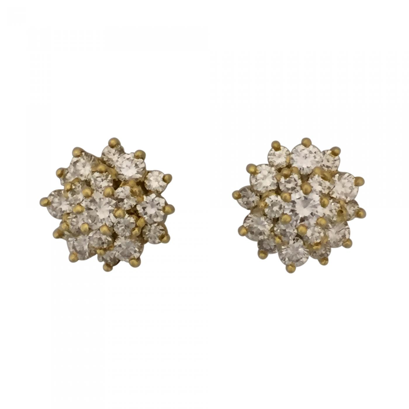 platinum round brilliant cab tiffany f studs vvs co earrings xxx diamond solitaire