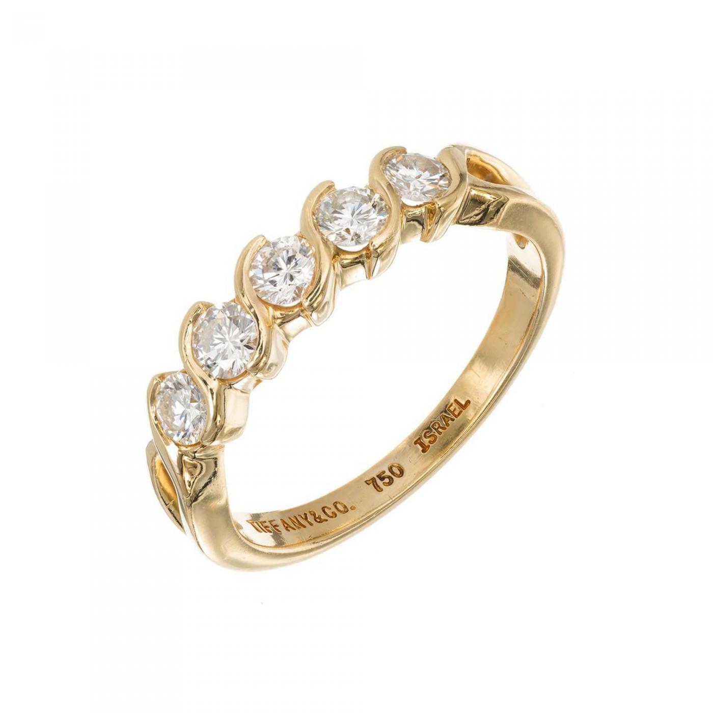 Tiffany And Co Tiffany Amp Co 50 Carat Five Diamond