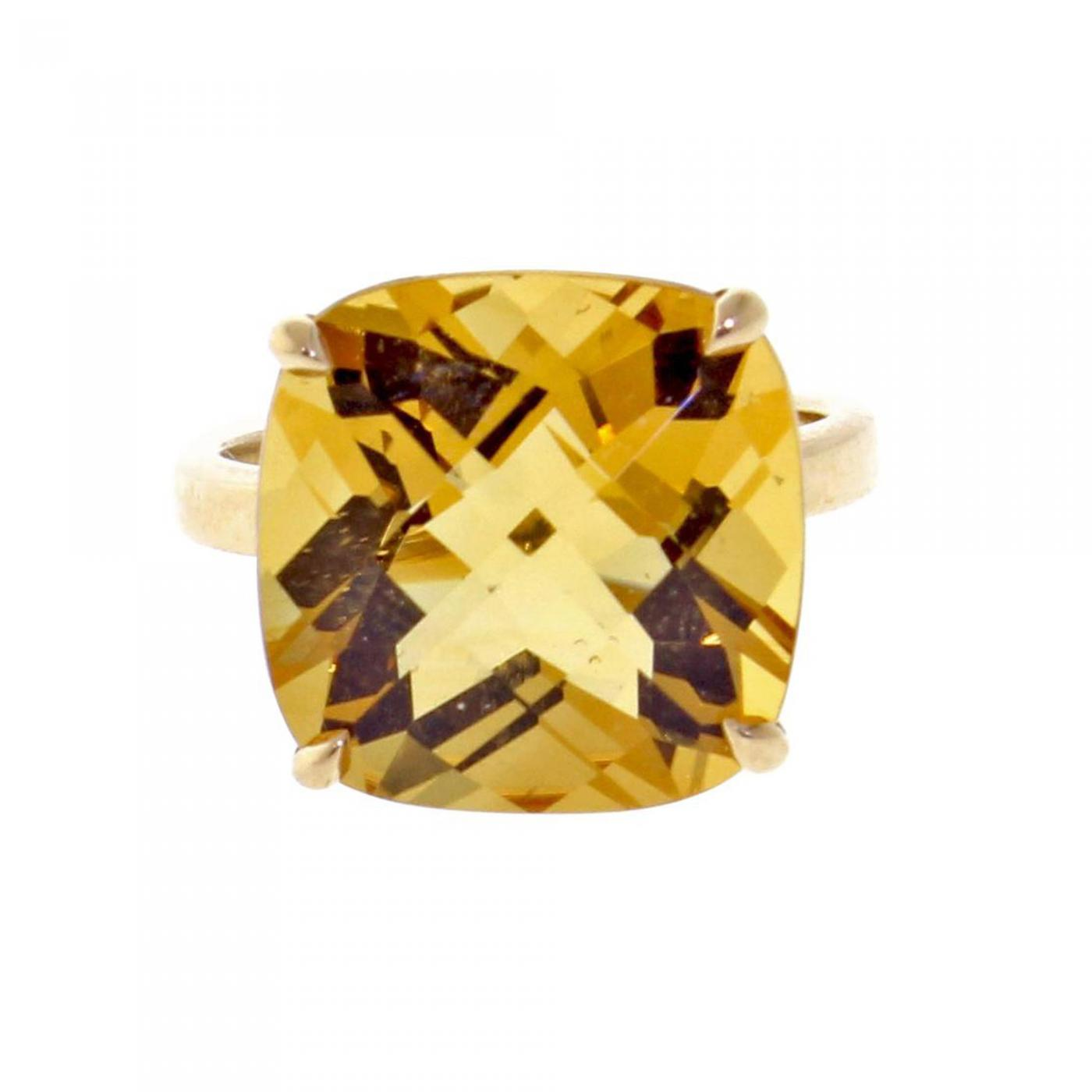 64ab41d07 Tiffany and Co. - Tiffany & Co. Sparklers Citrine Ring