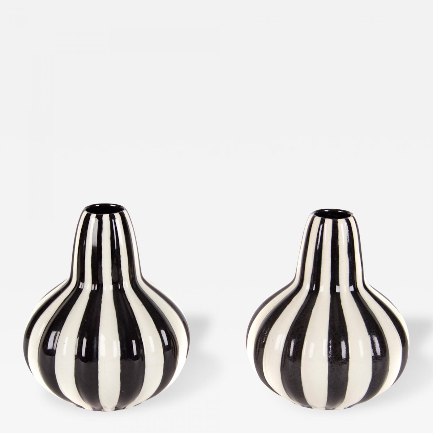 Velten vordamm pair of german art deco period ceramic for Art deco era dates