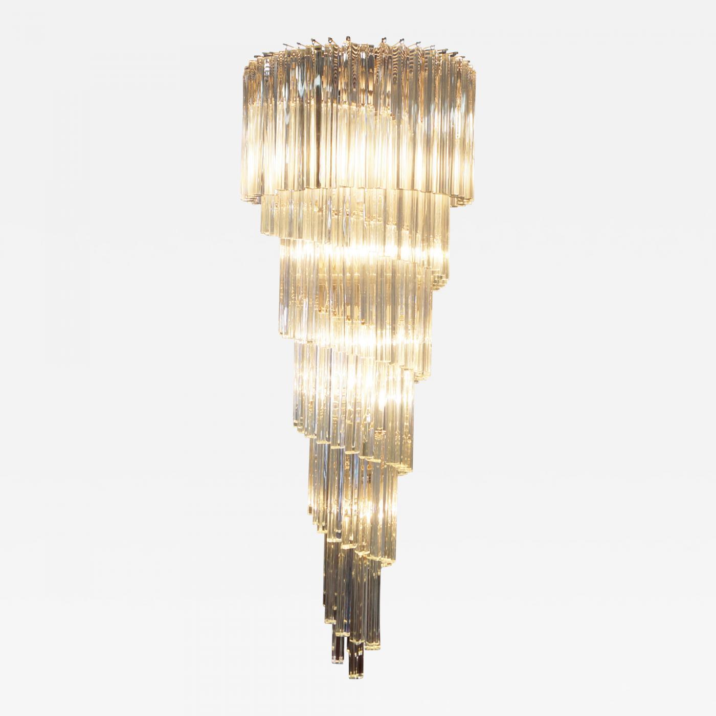 dering encased glass century transitional dwmmaloos chandelier ceiling lucite modern chandeliers mid lighting hall