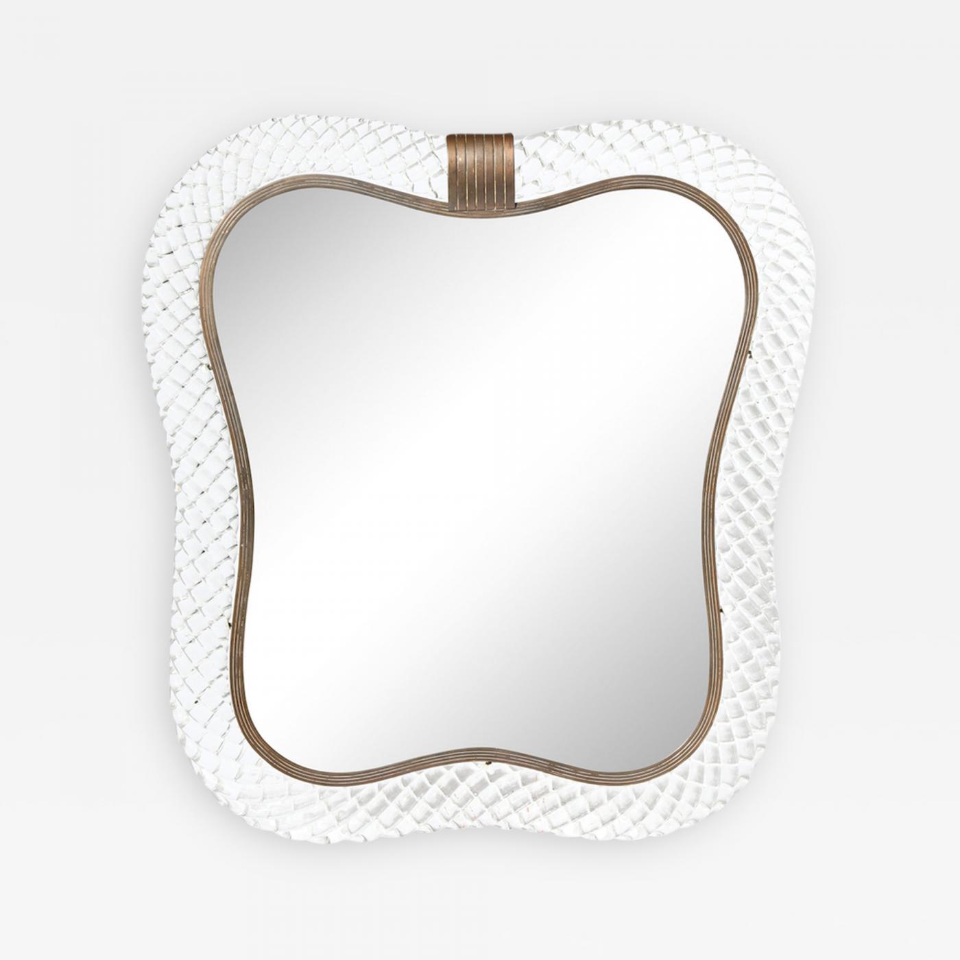 Listings / Decorative Arts / Mirrors / Dressing Mirrors · Venini Rare Table  Top ...