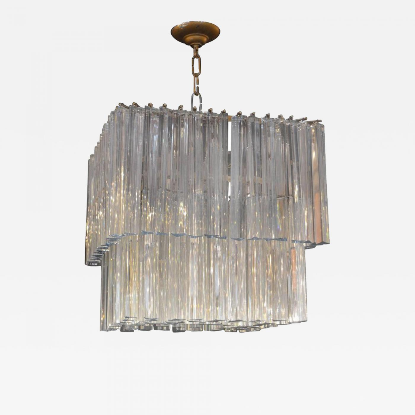 Venini square venini chandelier listings furniture lighting chandeliers and pendants aloadofball Image collections