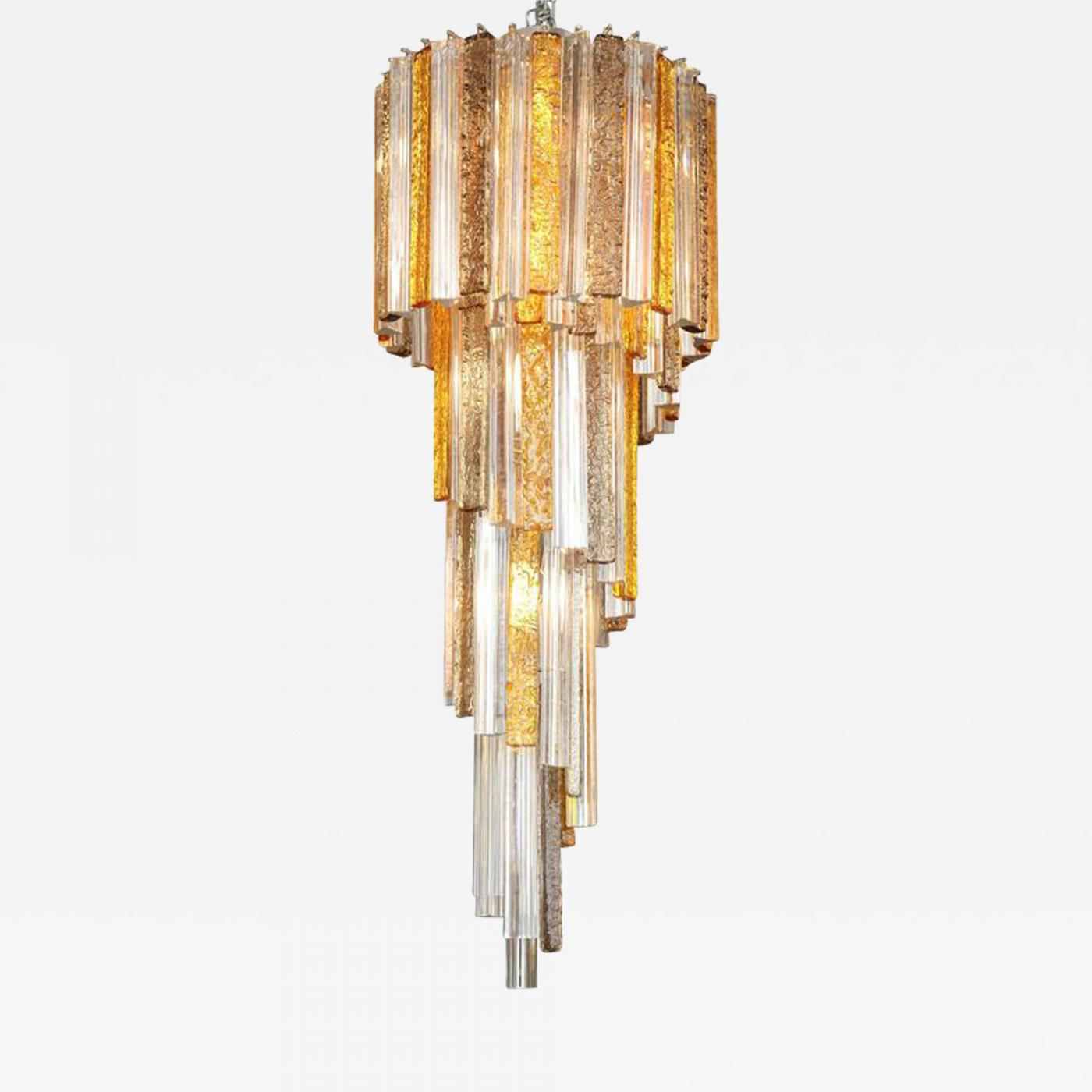 Venini venini chandelier made in venice 1965 listings furniture lighting chandeliers and pendants aloadofball Images