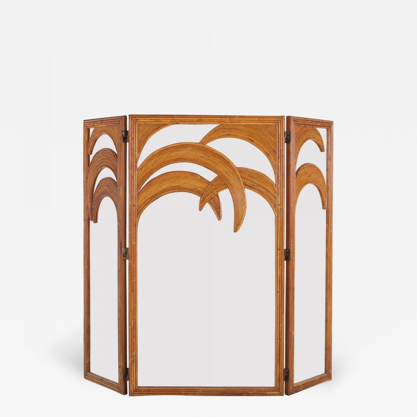 Outstanding Vivai Del Sud Tropicalist Screen Room Divider 1970S Interior Design Ideas Tzicisoteloinfo