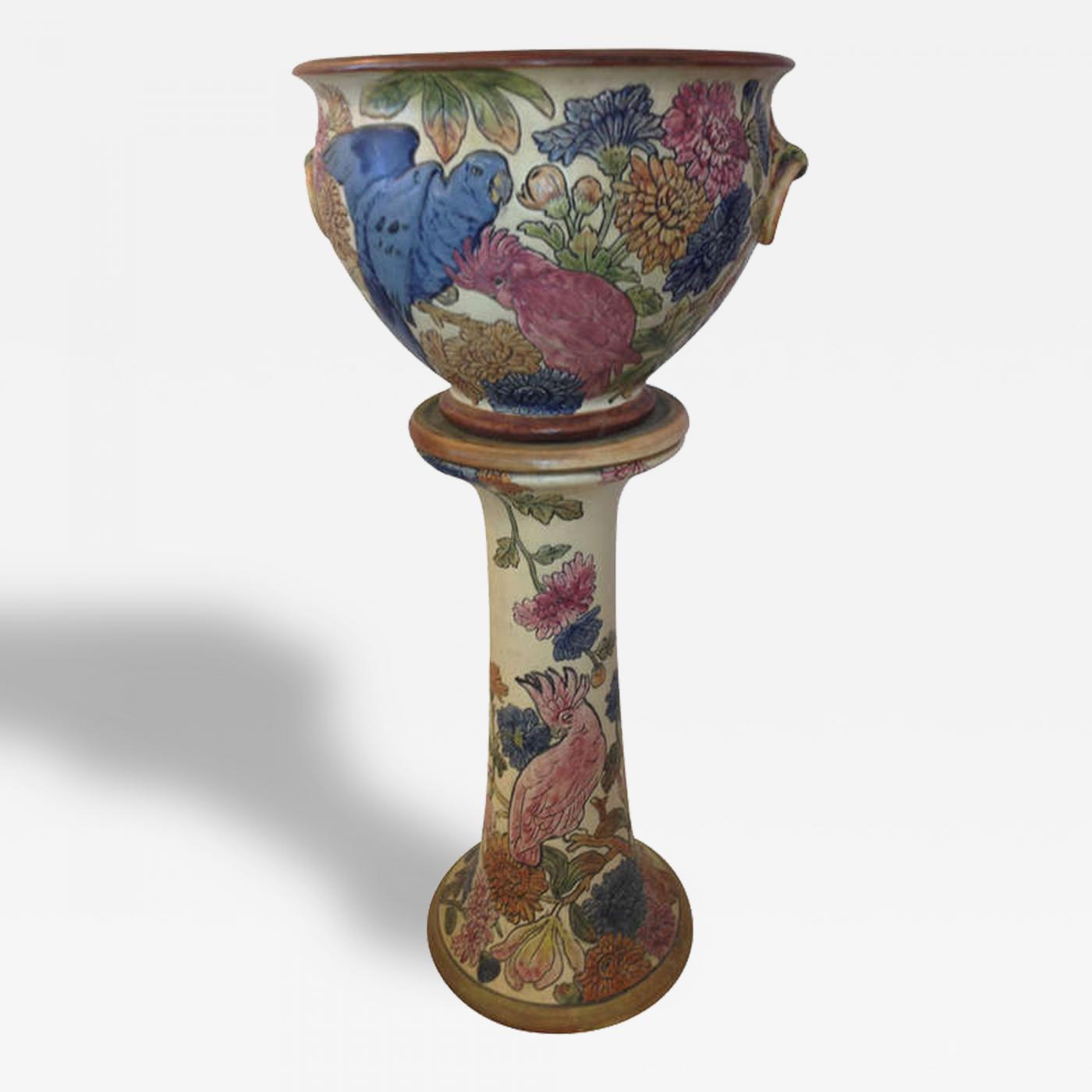 weller pottery designs