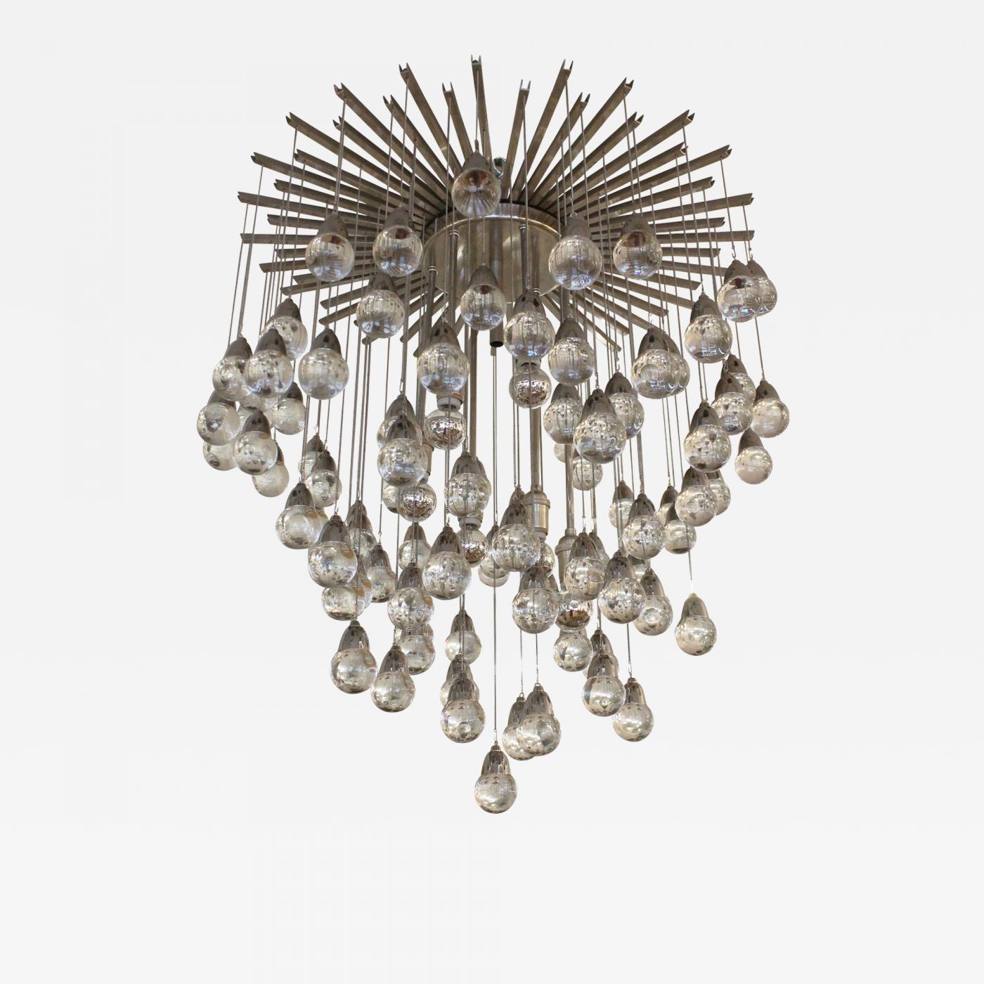 modern chandelier il chandeliers mount century fullxfull lamp flush sputnik lighting listing ceiling mid light