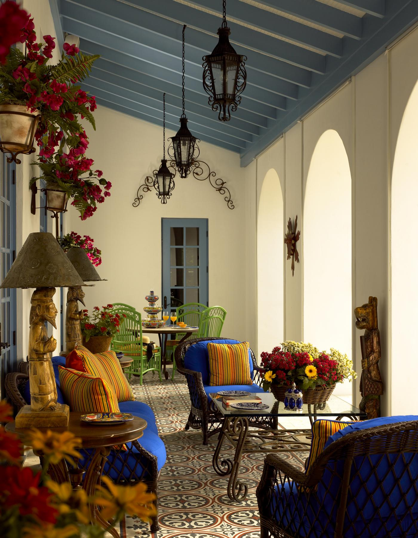 Traditional Mediterranean Vero Beach Fl By Gil Walsh Interiors