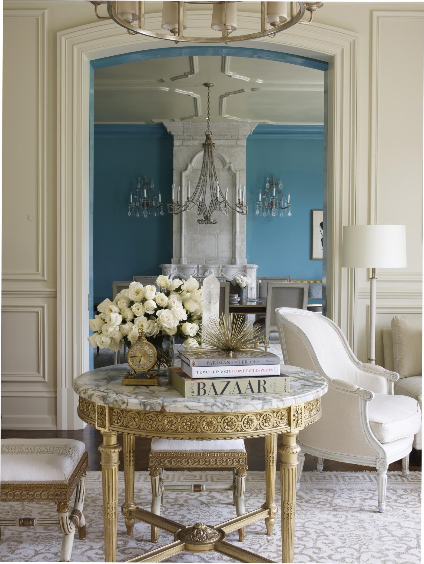 Suzanne Kasler Interiors · Image Title