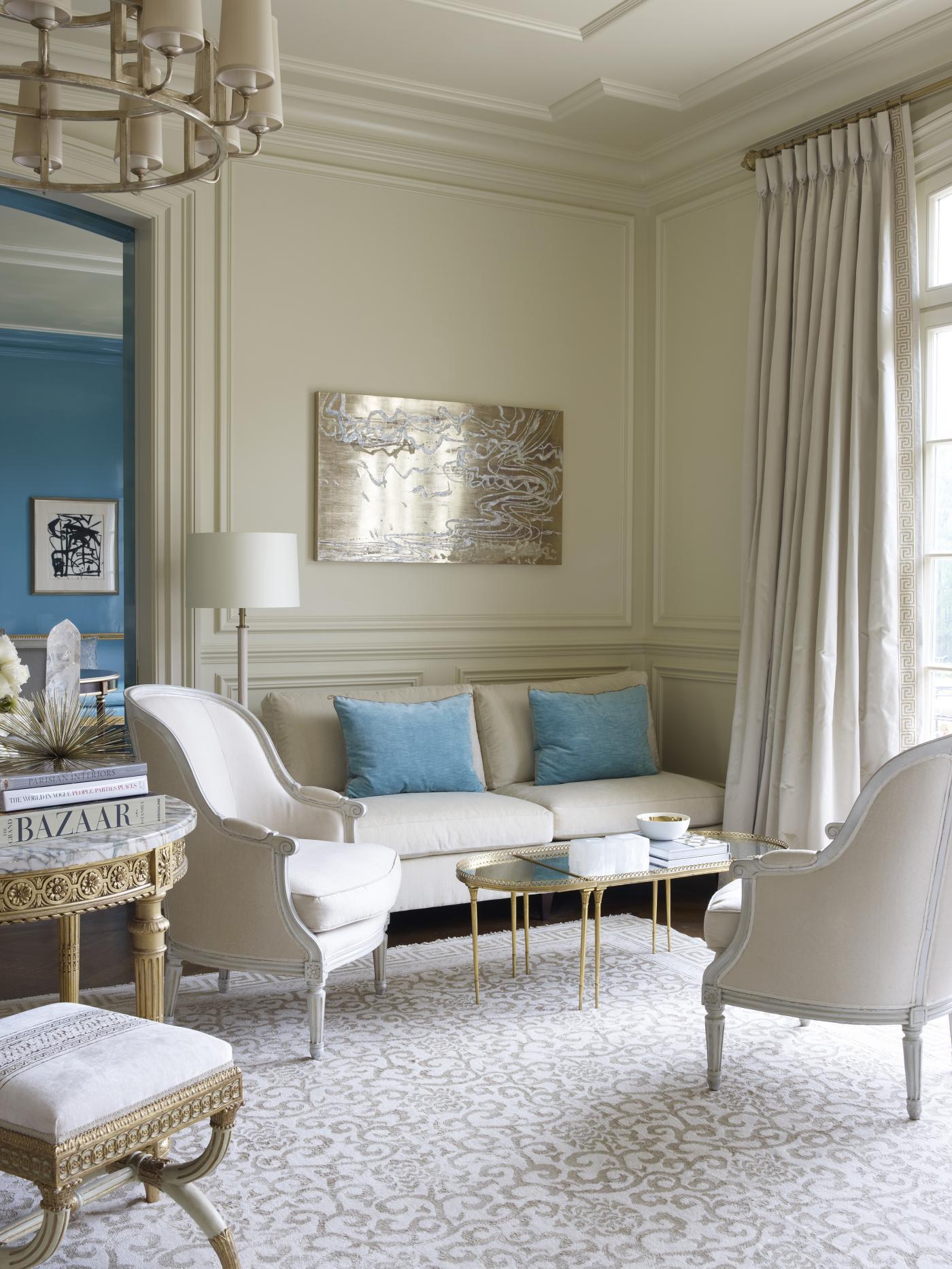 Suzanne Kasler Brilliantly Unites Color Amp Elegance By