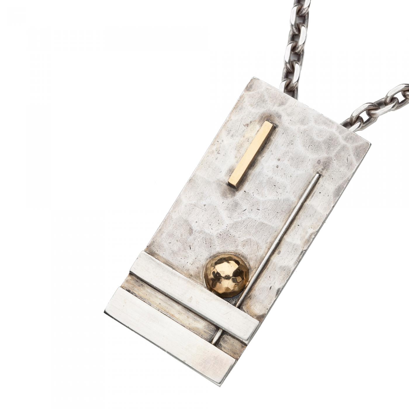 Jean despres art deco pendant c 1930 listings jewelry necklaces pendants drop pendant jean despres art deco mozeypictures Image collections