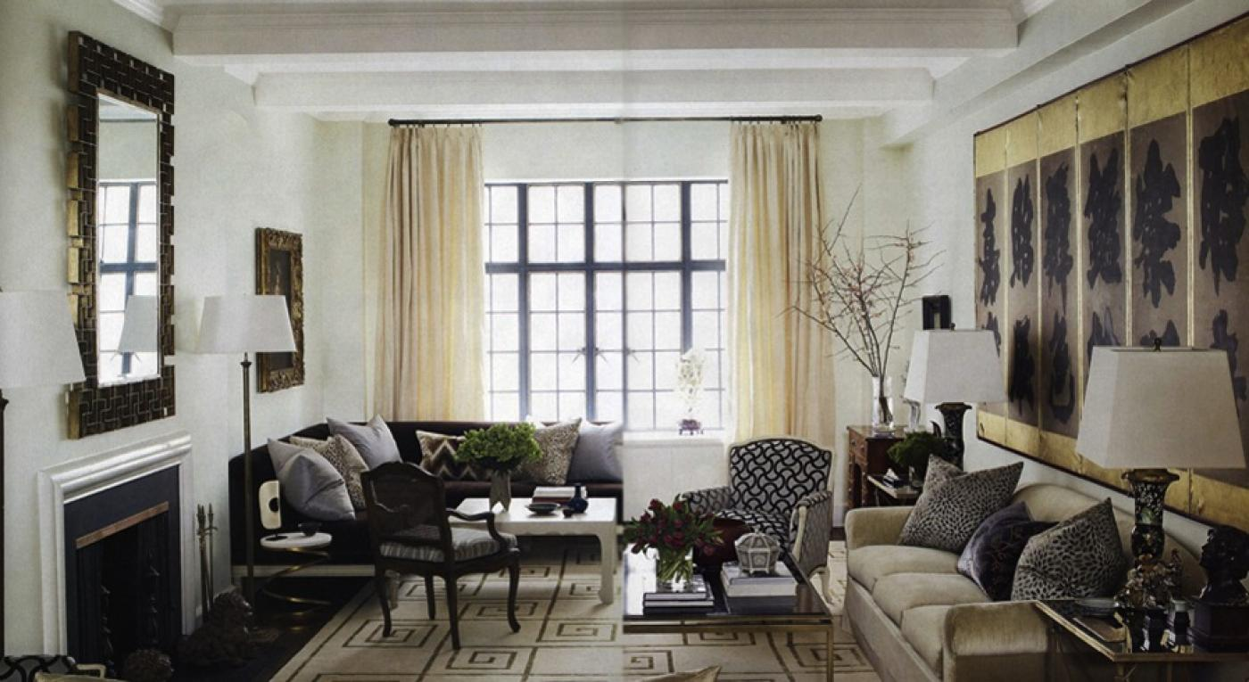New York City Apartment by Garrow Kedigian Interior Design