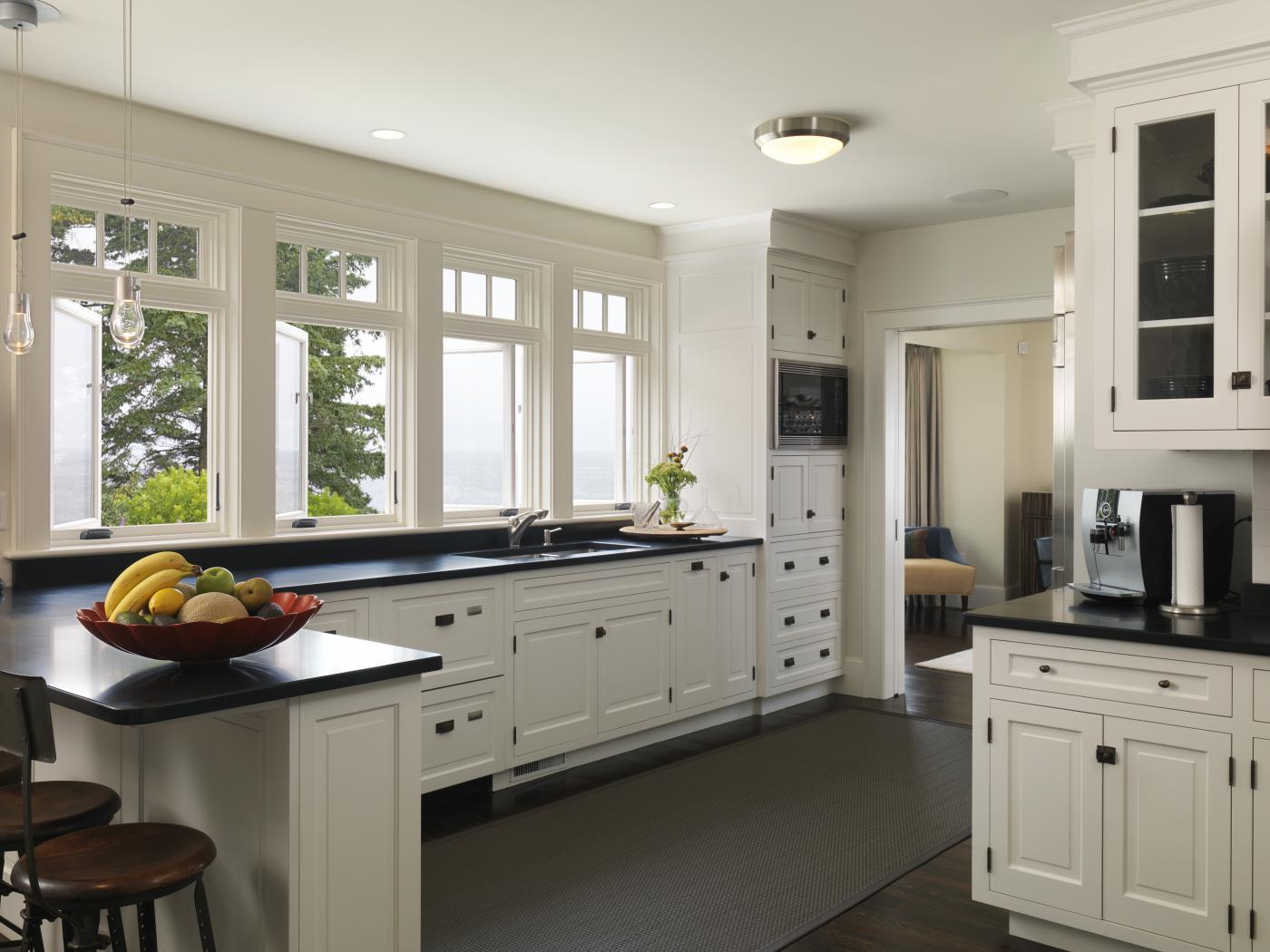 Белая кухня европейский дизайн фото