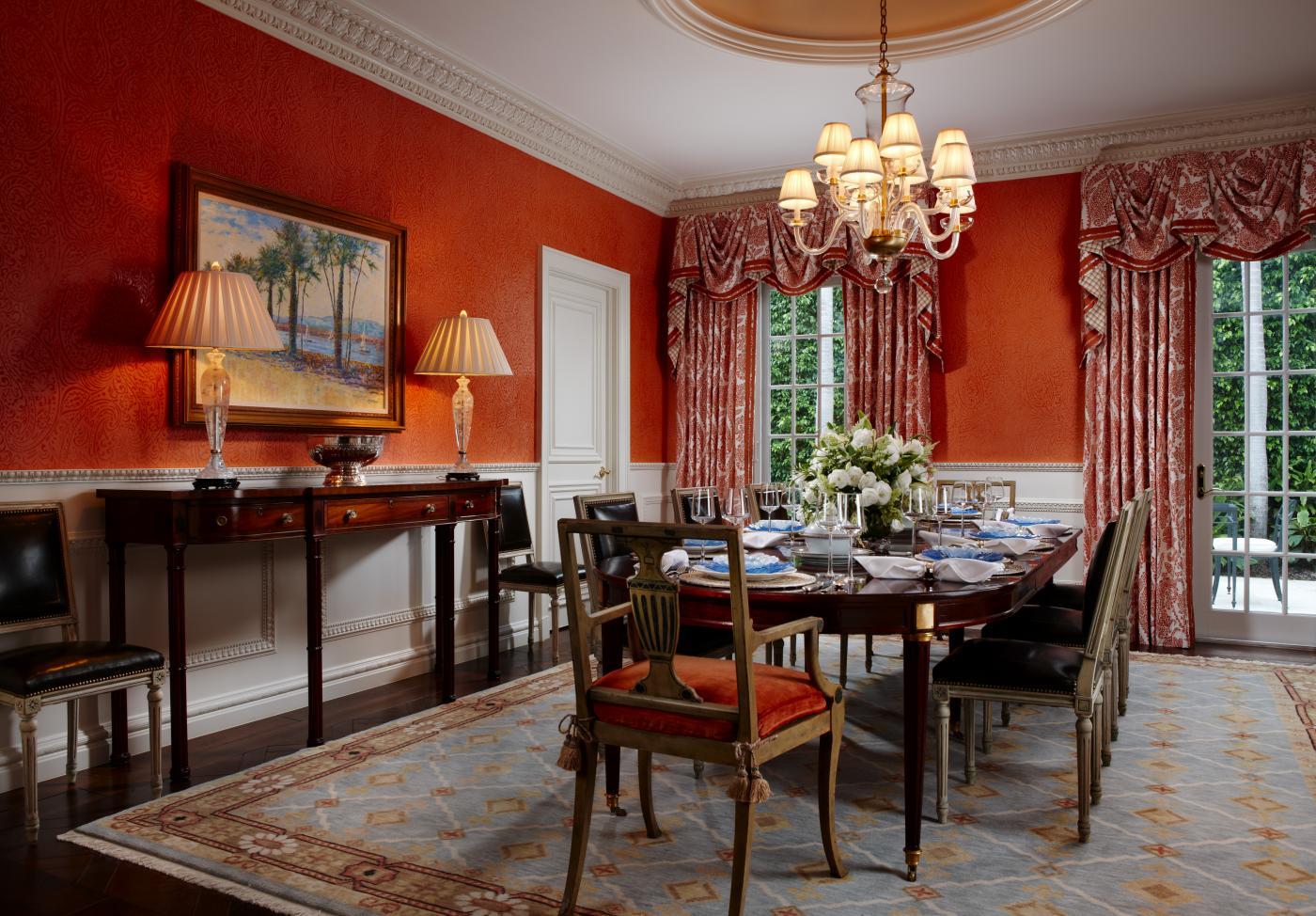 Elegant Palm Beach Home By Gil Walsh Interiors