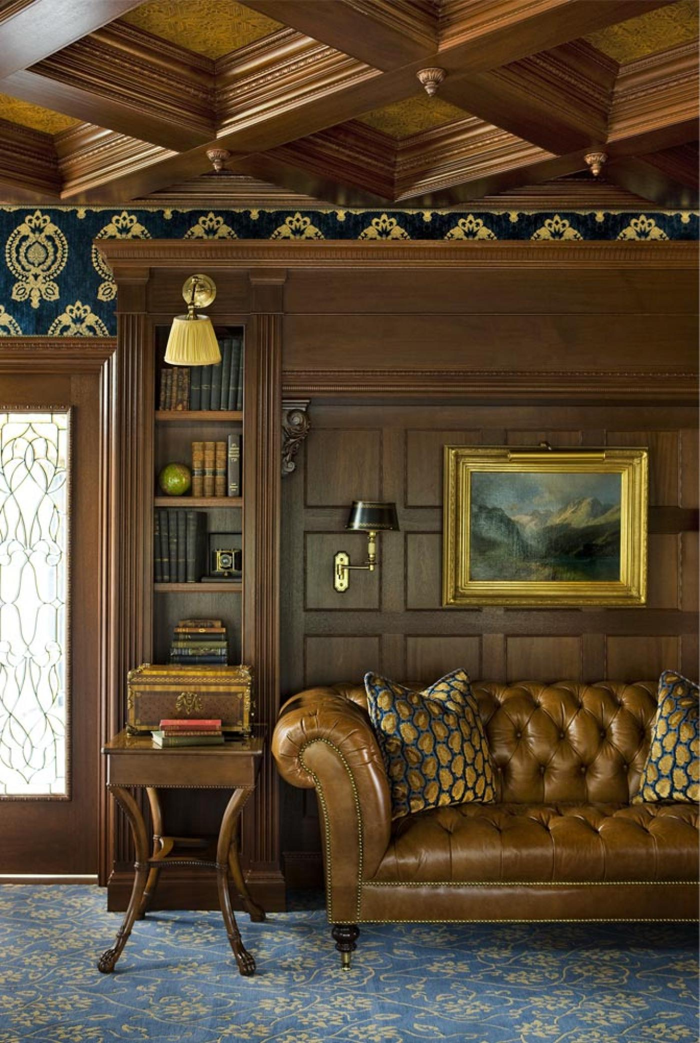 Old world inspiration by eberlein design consultants ltd for Design consultants limited