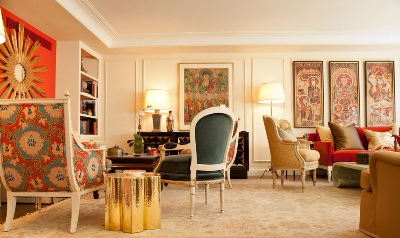 Manhattan House By Garrow Kedigian Interior Design
